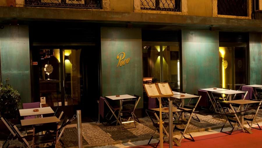 Povo is a fado house and a restaurant