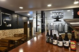 Mickas Craft Beer