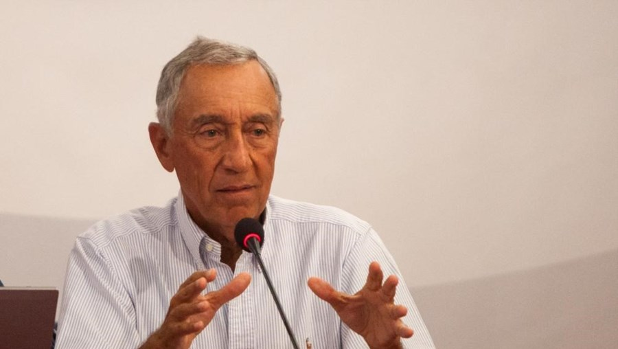 O antigo líder do PSD Marcelo Rebelo de Sousa