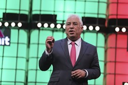 António Costa na Web Summit