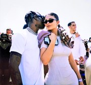Travis Scott e Kylie Jenner